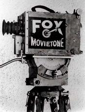 Camera -Fox Movietone News