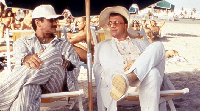 Robin Williams and Nathan Lane