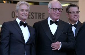 """behind the candelabra"" - cannes"