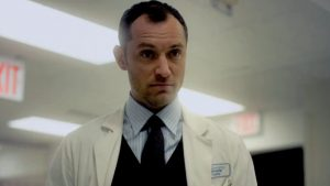 jude law in Side Effects movie