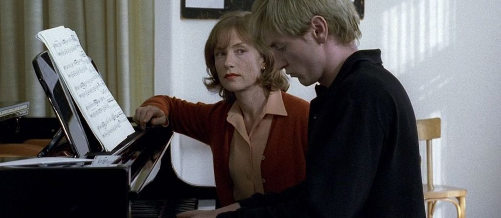 The Piano Teacher:  It's Not About the Piano