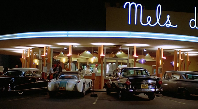 Finding Meaning in American Graffiti: To Write or Rite of Passage?