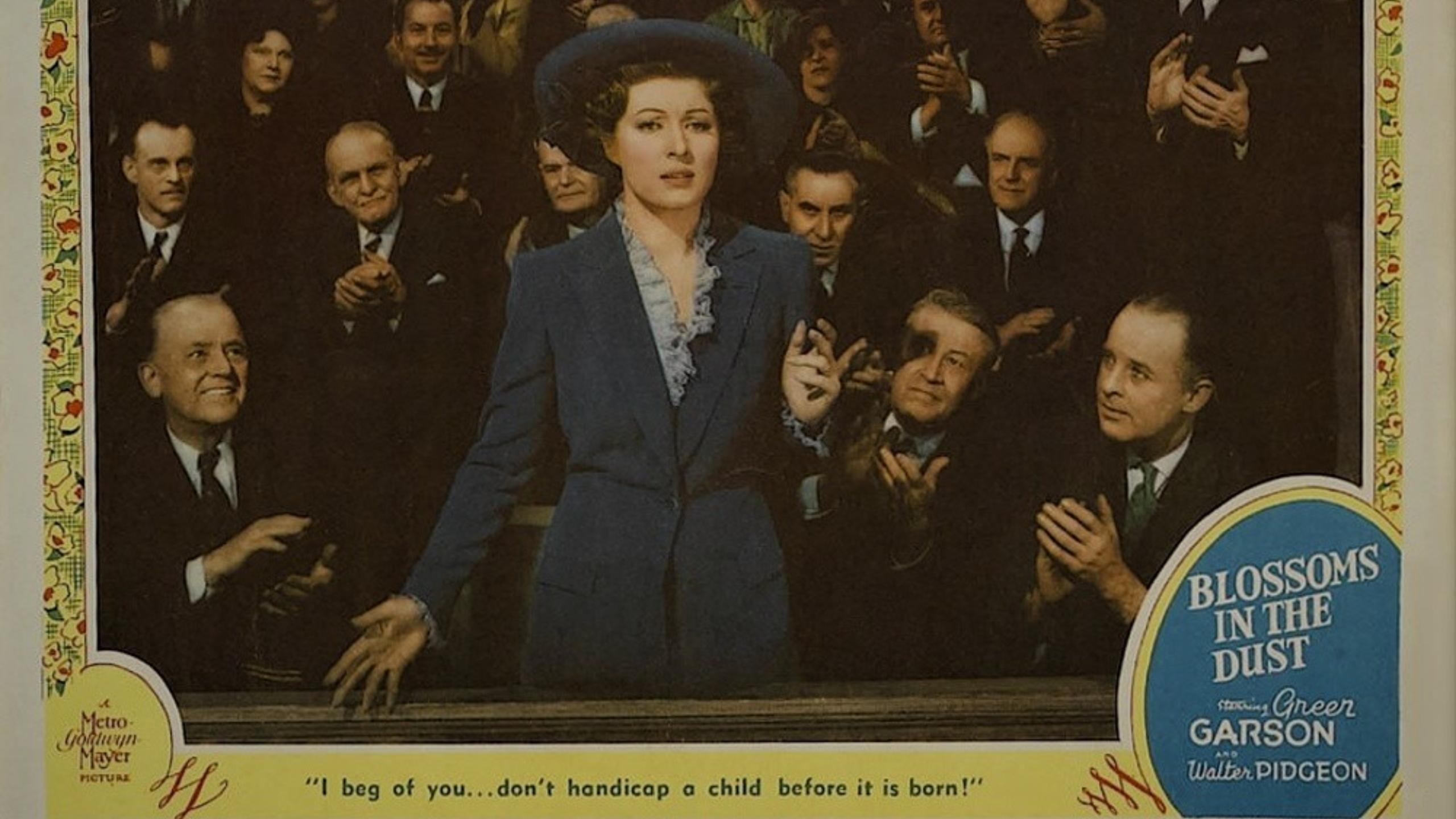 Impassioned Speeches: Edna Gladney and Meryl Streep