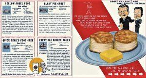 Ad for Gladiola Flour
