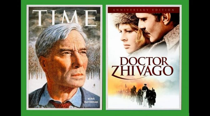 Doctor Zhivago: Pasternak and Politics