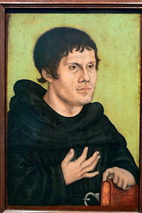 Martin Luther, Augustinian priest