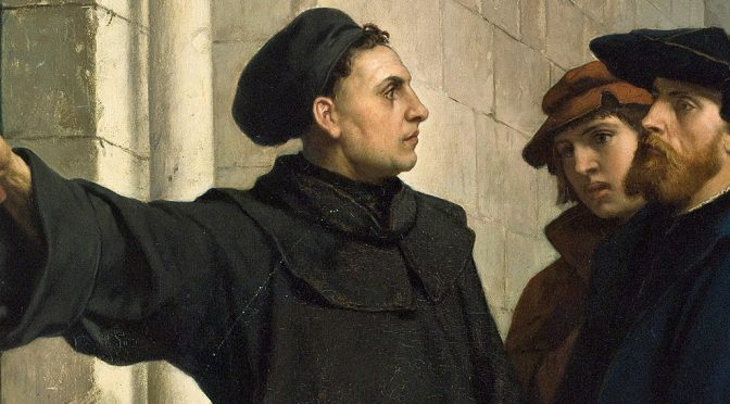 Not Everyone is Celebrating the 500th Anniversary of the Reformation
