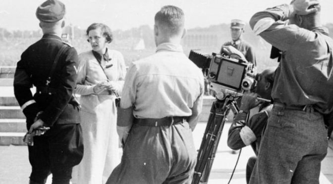 Leni Riefenstahl: Extraordinary Talent Tainted by Heinous Objectives