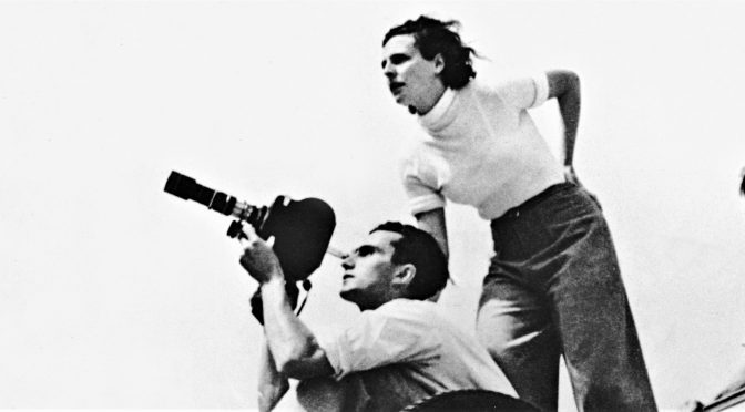 Leni Riefenstahl:  Major Contributor to Film History–Can We Forgive Her?