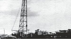 First commercial hydraulic fracturing job took place in 1949 about 12 miles east of Duncan, OK.