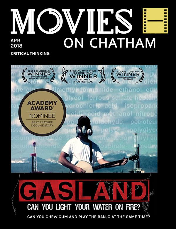 Gasland movie poster