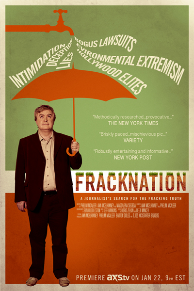 FrackNation poster