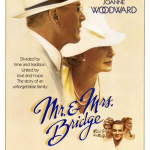Mr. and Mrs. Bridge movie poster