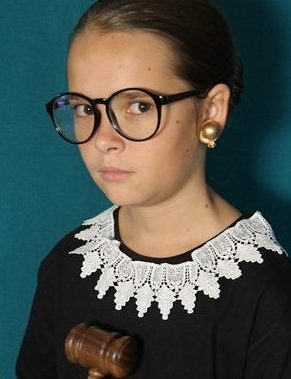 Ruth Bader Ginsburg, a popular Halloween costume in 2018