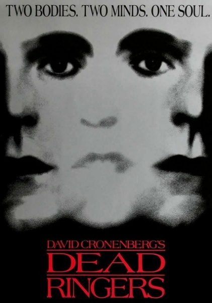 dead ringers movie poster