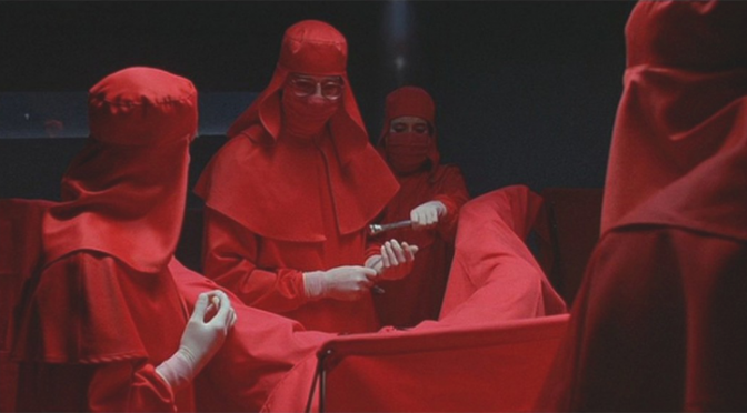 Dead Ringers: Mayhem,  Malpractice, and Mortality