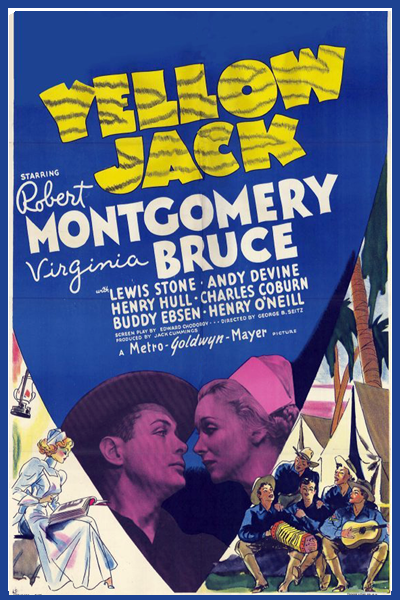 Yellow Jack movie poster