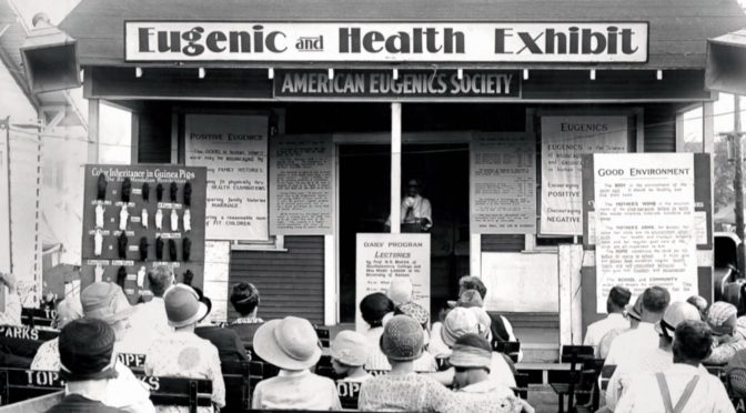 American Eugenics Society meeting