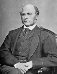 Francis Galton, Father of Eugenics in England