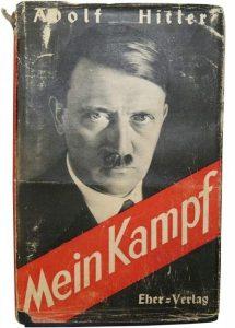 Mein Kampf, book by Adolf Hitler