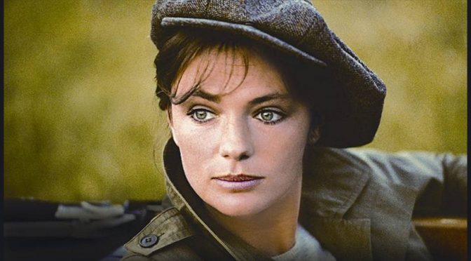 Jacqueline Bisset in Day for Night
